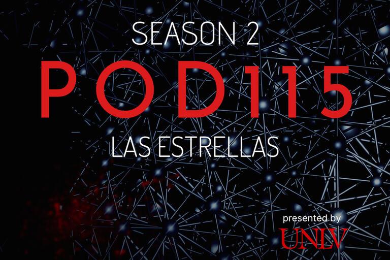"""poster for """"Season 2 POD 115 Las Eterellas"""""""