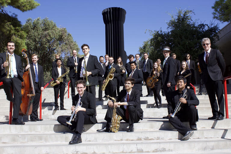 UNLV Jazz Ensemble I