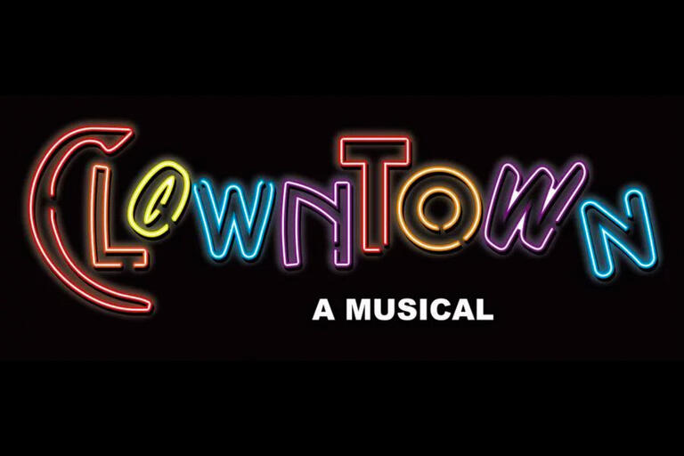 Poster for Clowntown: A Musical