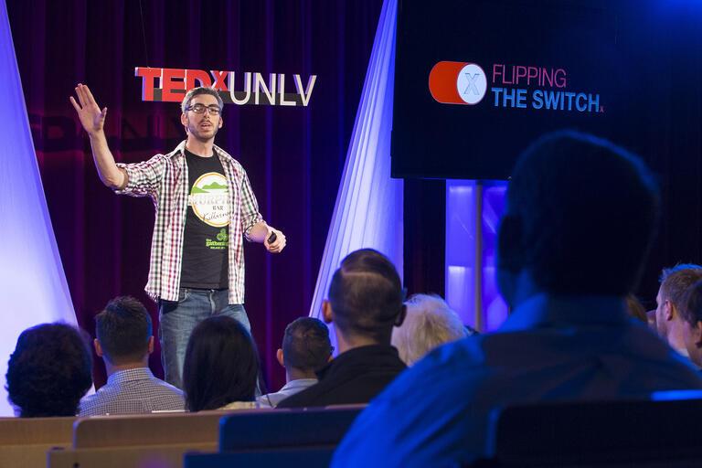 TEDxUNLV speaker