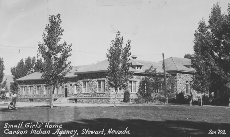 Stewart Indian School in Carson City