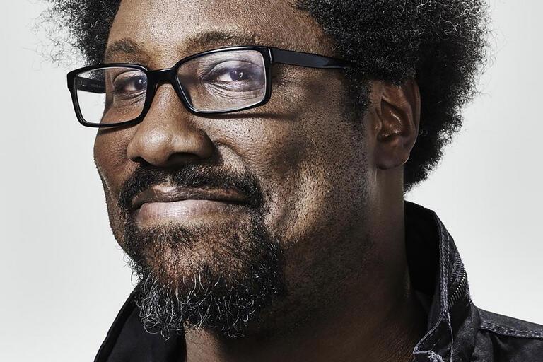 W. Kamau Bell Curve headshot
