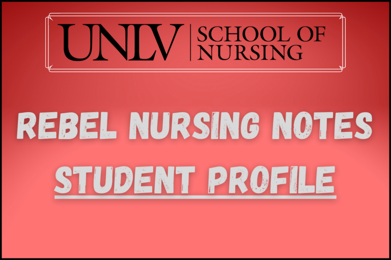Logo for Rebel Nursing Notes Student Profile