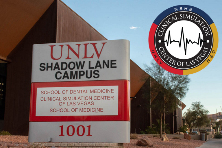 The Clinical Simulation Center of Las Vegas is juggling around different schedules and implementing new techniques in the wake of COVID-19