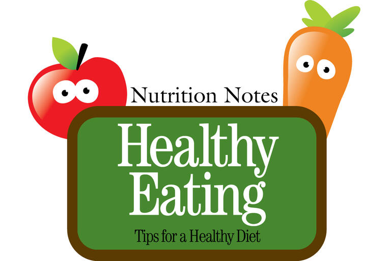 Nutrition Notes. Healthy Eating. Tips for a Healthy Diet