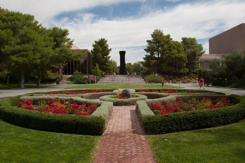 Lee Pascal Memorial Rose Garden Maps Parking