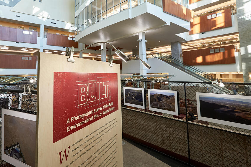 BUILT exhibit