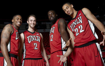 quality design 889aa c70cb Men's Basketball - UNLV vs. California | Calendar ...