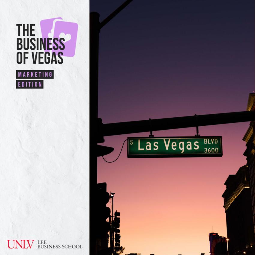 Las Vegas Blvd. street sign