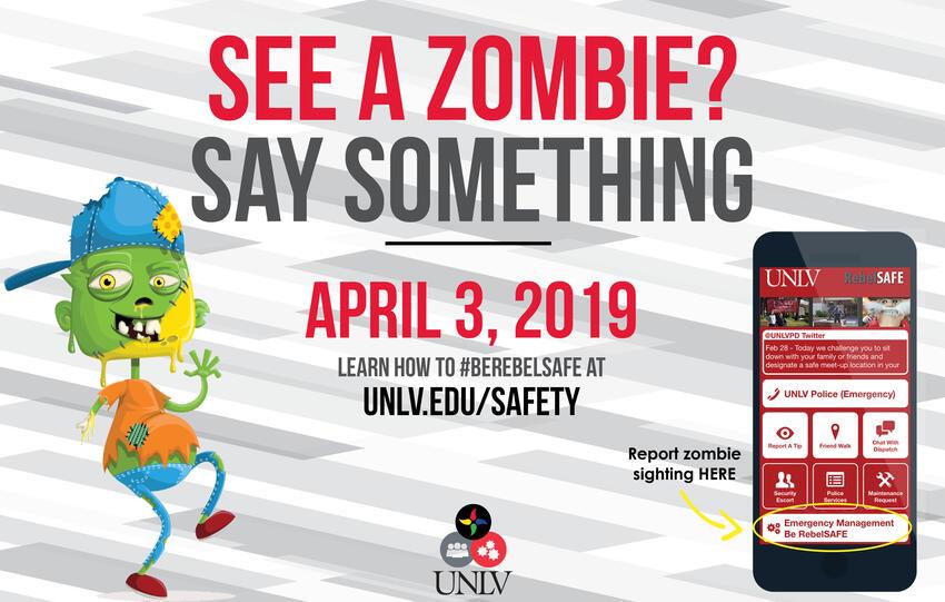 Zombie Alert poster