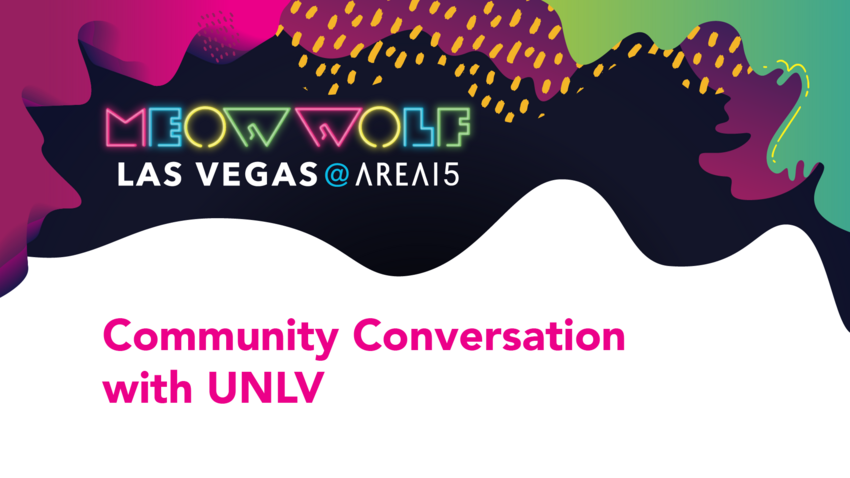 Community Conversations with UNLV