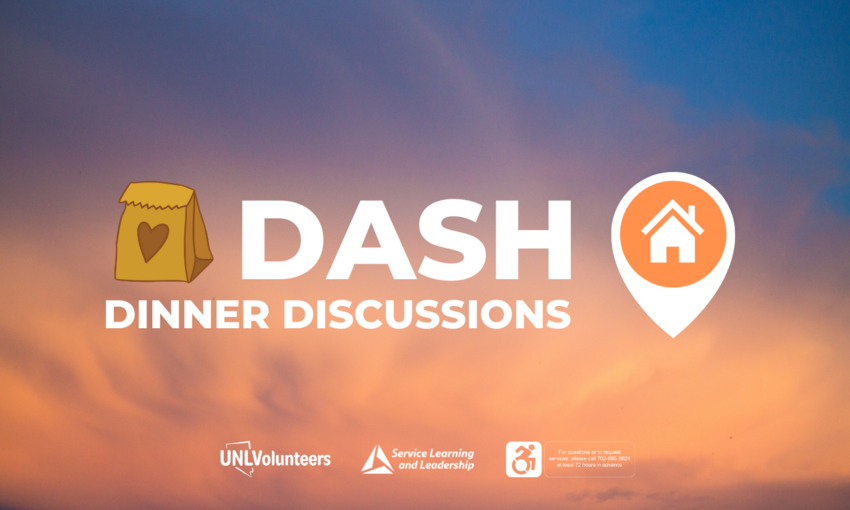 DASH Dinner Discussions