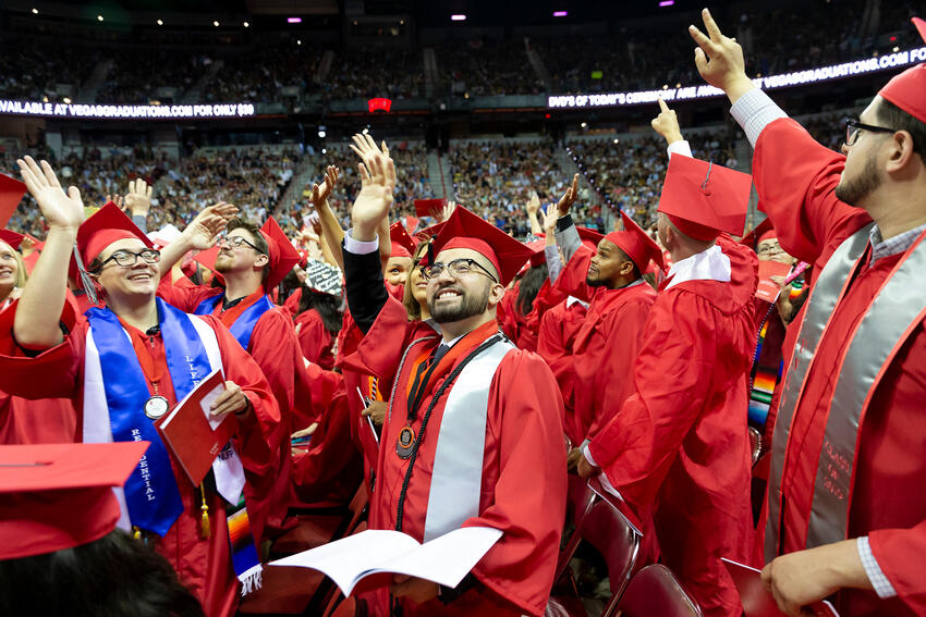Unlv 2020 Calendar Spring 2020 Commencement (Morning) | Calendar | University of