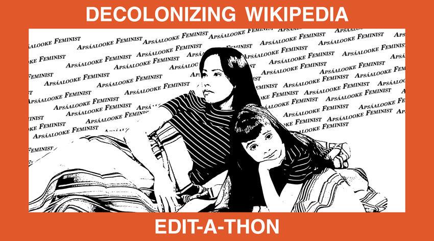 Decolonizing Wikipedia Edit-A-Thon