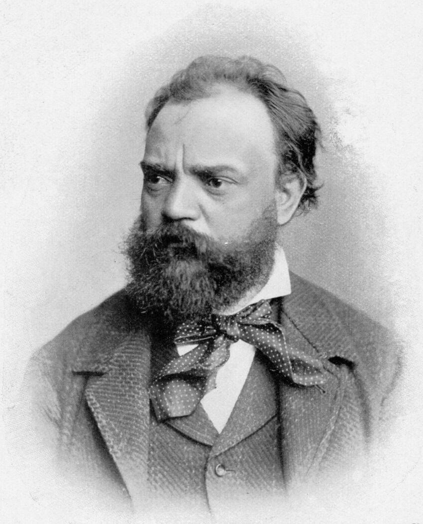 Photograph of Dvorak