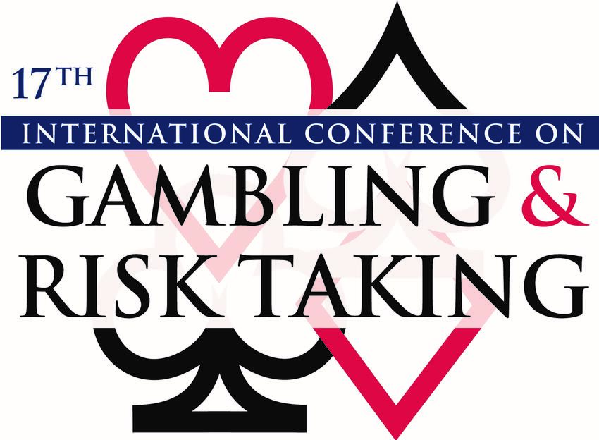 17th International Conference on Gambling & Risk Taking logo
