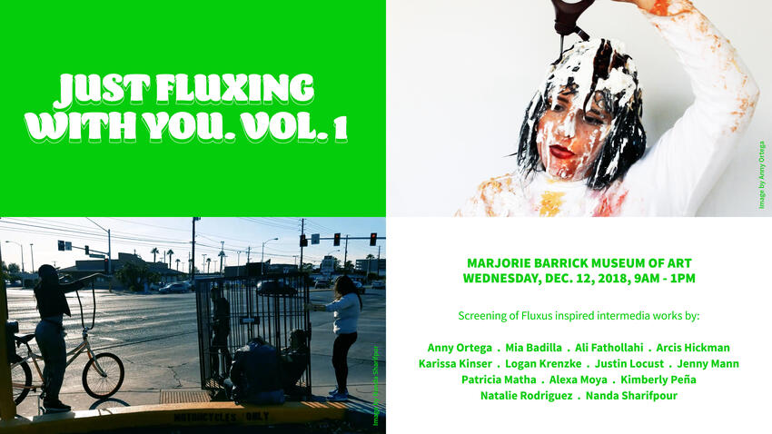 Just Fluxing with You. Vol. 1 poster