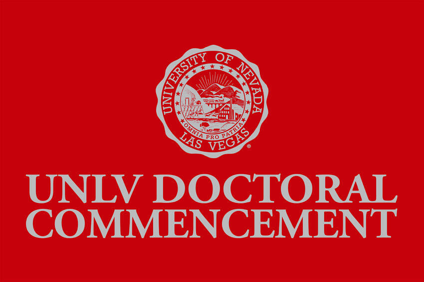 UNLV Doctoral Commencement
