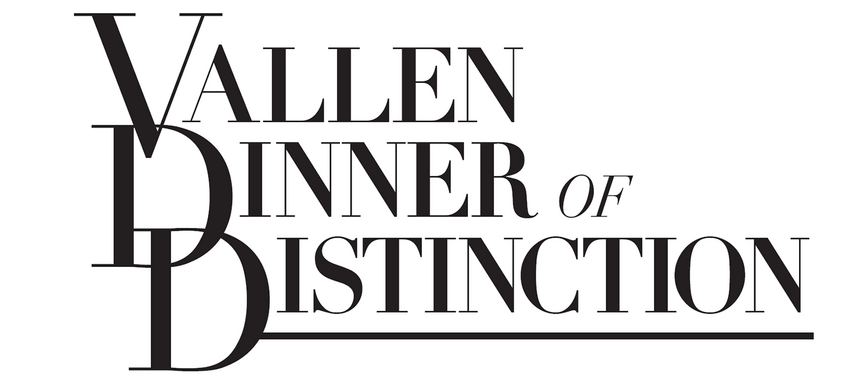 Vallen Dinner of Distinction header