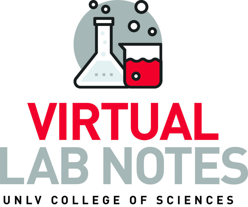 Virtual Lab Notes U.N.L.V. College of Sciences