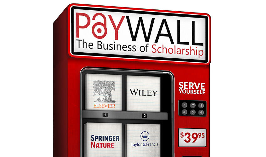 Paywall flyer