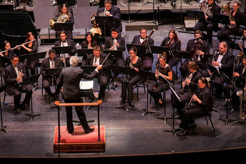 UNLV Wind Orchestra: Quaternity | Calendar | University of Nevada