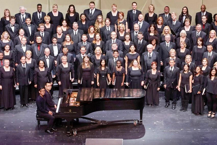 UNLV Choral Ensembles: Desert Rose Festival & Concert | Calendar