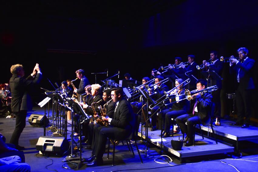 UNLV Jazz Ensemble photo